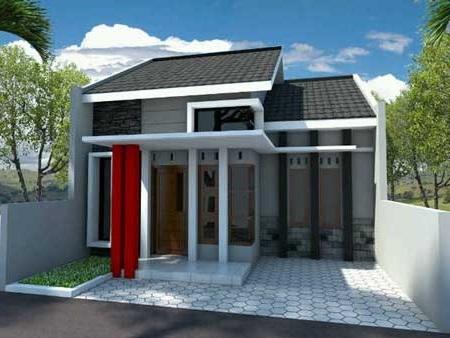 5 Model Desain Rumah Simpel Dan Elegan